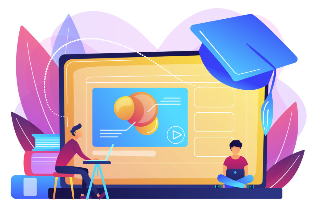 Growing importance of online education