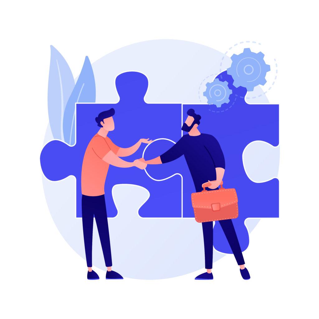 Mentor and mentee building trust and understanding