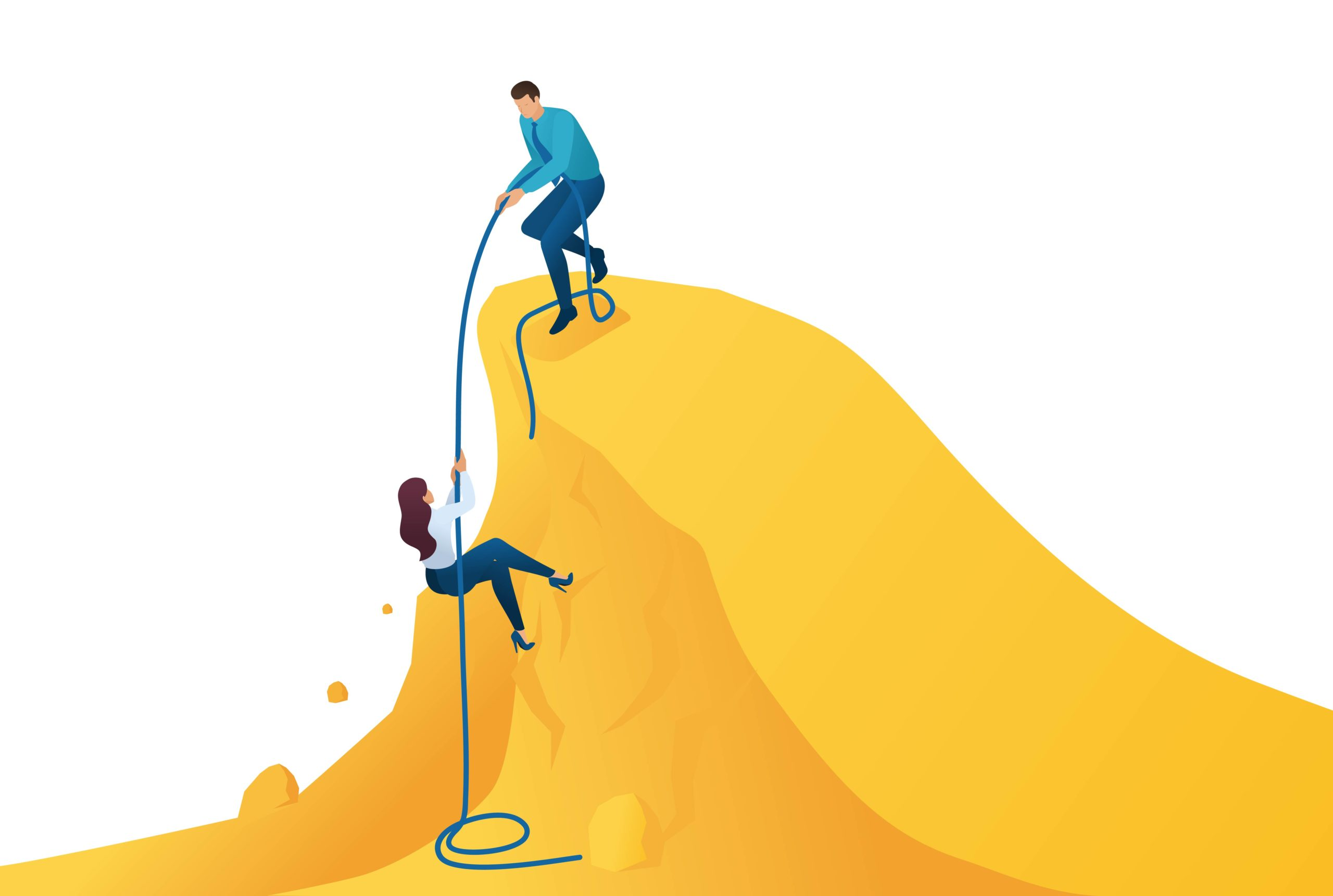 Can having a mentor boost your career?