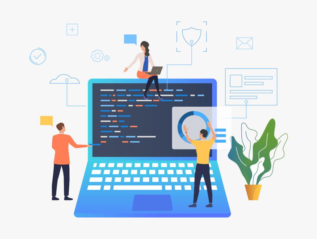 Python in software development