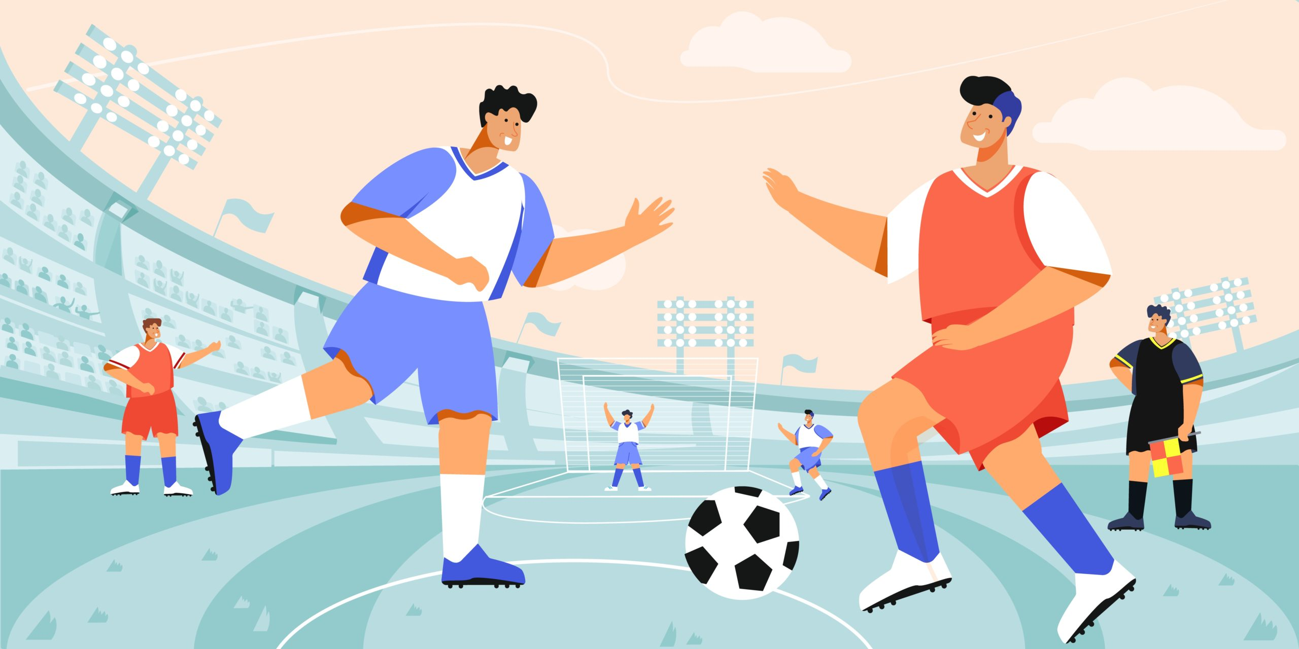 Role of Big Data in sports.