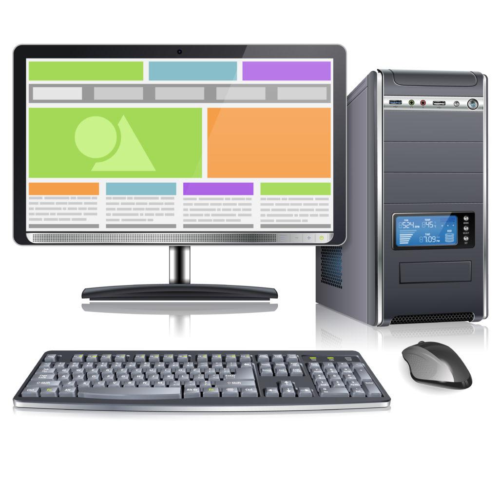 In Desktop GUI