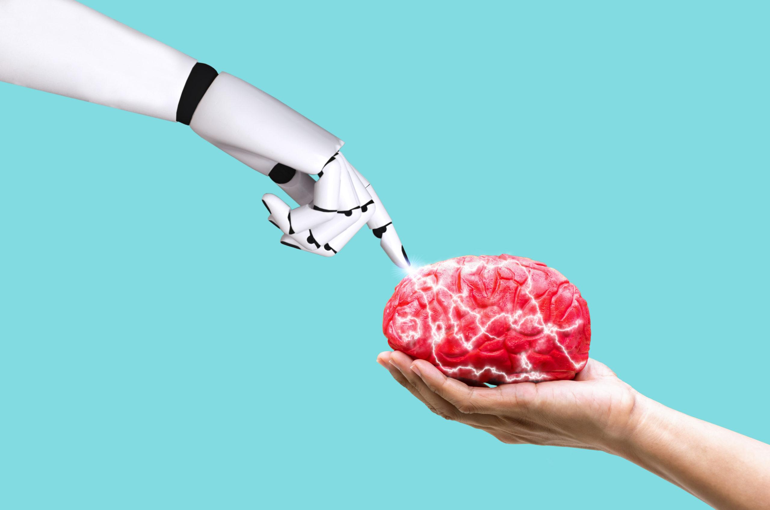 AI in mental health.